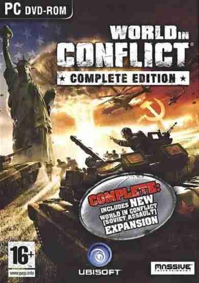 Descargar World in Conflict Complete Edition [MULTI][DEFA] por Torrent